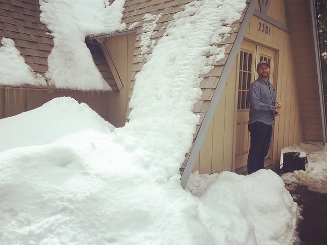 Snowiest St. Pat's Ever