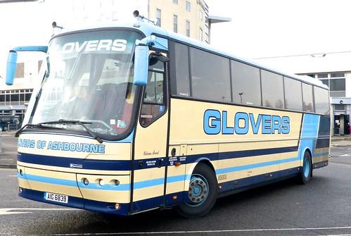 AIG 6839 'Glovers', Ashbourne, Derby's. Bova Futura FHD 13.380 on 'Dennis Basford's railsroadsrunways.blogspot.co.uk'
