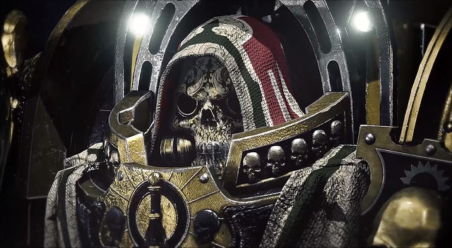 Space Hulk Deathwing - 사용자 정의