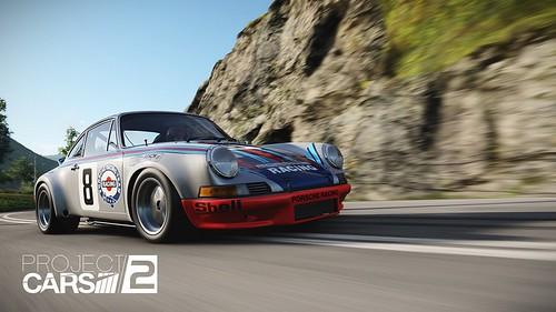 Project CARS Porsche 911 RSR 2.8