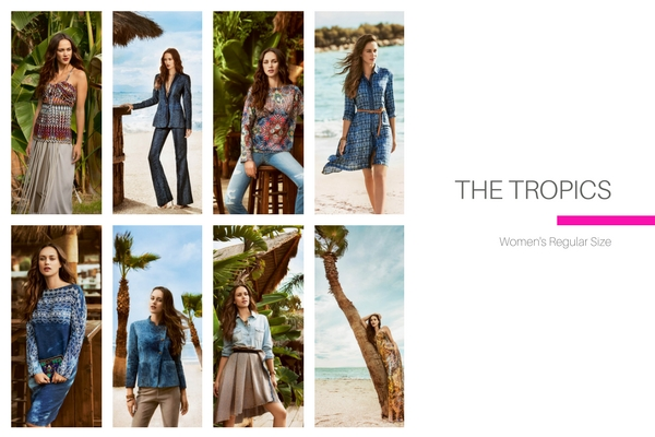 The Tropics Collection
