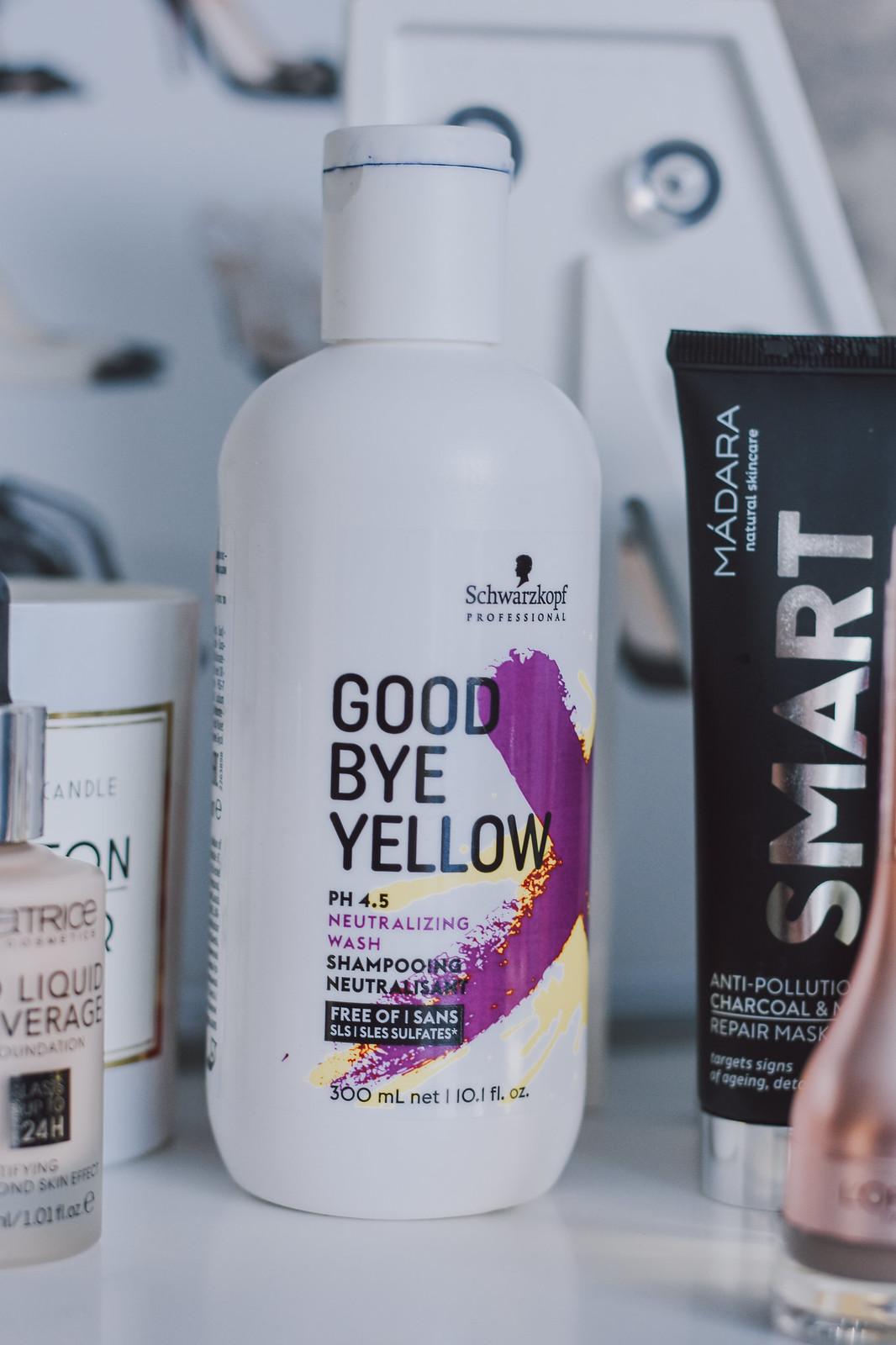 Best yellow colour neutralizing shampoo