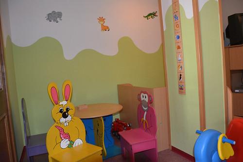 Kinderpielzimmer