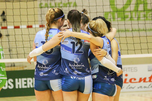 Cajasol Juvasa voley Superliga