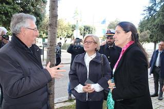 Coppi, Capone e il ministro albanese