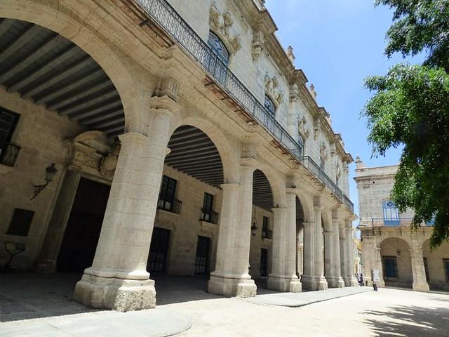 Plaza de armas - La Habana