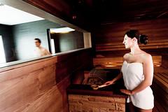 Sauna im Kurhaus Bad Gleichenberg