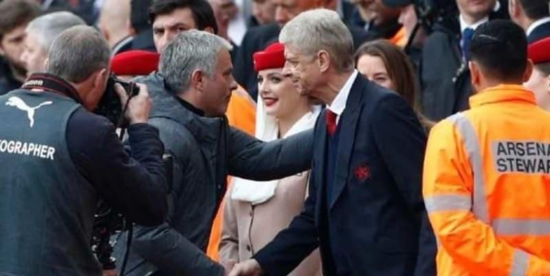 Berita Mengejutkan Terjadi Karena Arsene Wenger Berikan Dukungan Penuh ke Mourinho