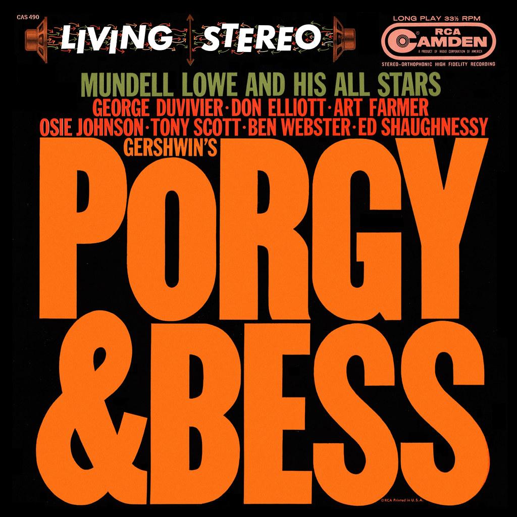 Mundell Lowe - Porgy & Bess