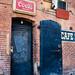 Cafe Roka Backdoor