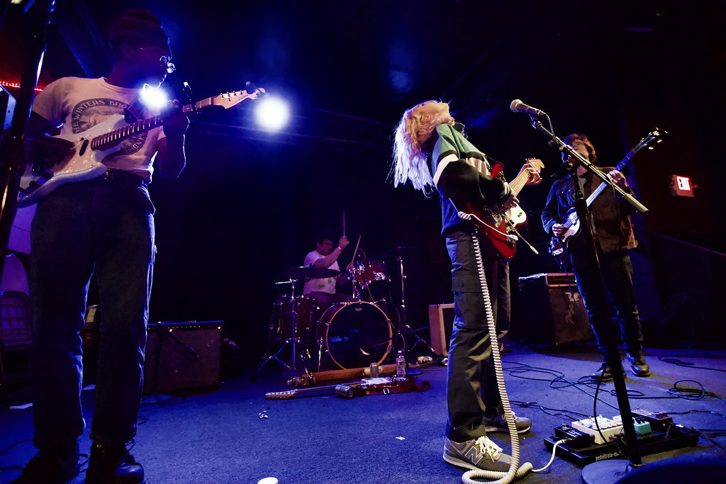 Snail Mail at the Ottobar - Baltimore 3/21/2018