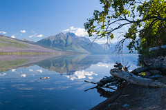 Lake McDonald, Glacier Nationalpark, USA