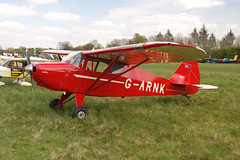 G-ARNK Piper PA-22-108 [22-8622] Popham 020509