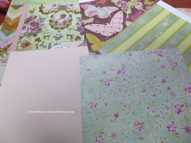 Thank You Cards with Dimension at From My Carolina Home