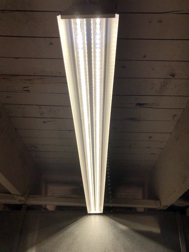 Basement Lighting Fixtures: A Quick, Easy, And Very Effective Basement LED Lighting