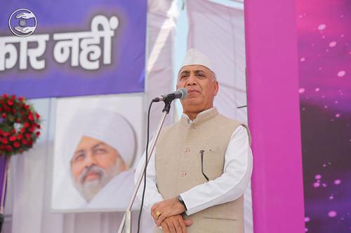 Surinder Pal Singh from Shahbad Markanda, expresses his views