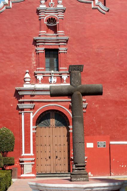 San gregorio atzompa puebla rutas mapas carreteras for Escaleras infinitas