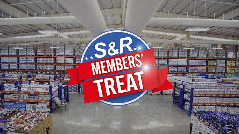 S&R - Members' Treat - March 2018