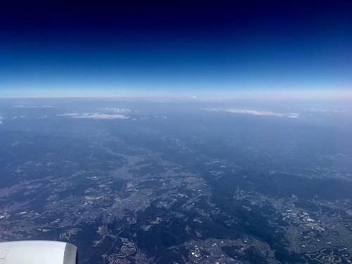 中央アルプス 南アルプス 富士山