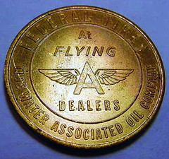 Federal Tires Medal reverse