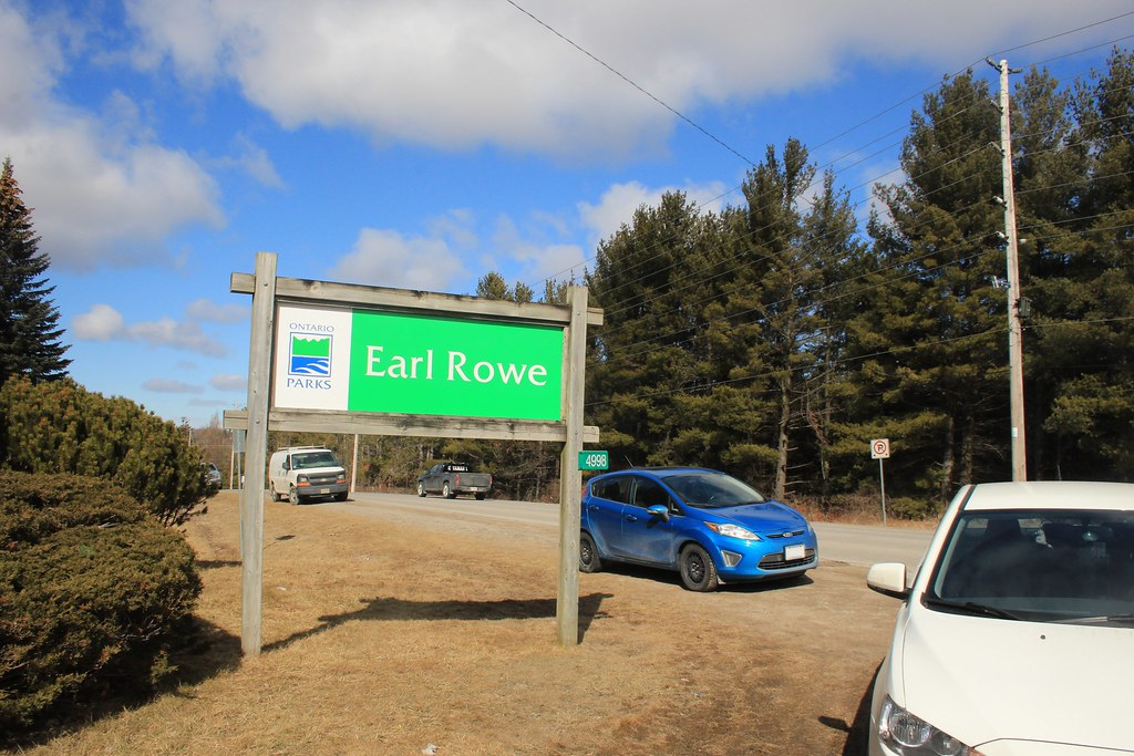 Earl Rowe Provincial Park