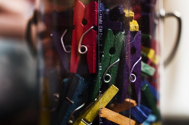 Mr 08 - Clothes pins