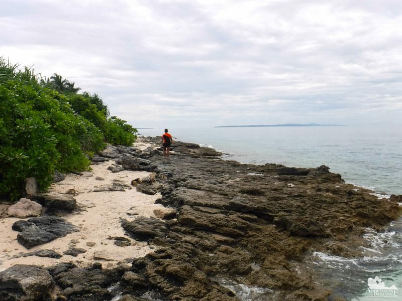 Going around Digyo Island