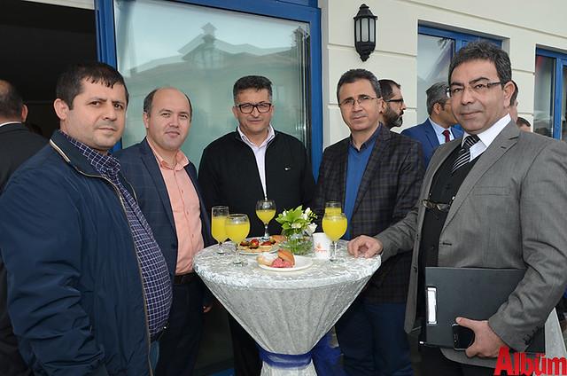 Nurullah Yılmaz, Erhan Saçlı, Hasan top, Kenan Gündoğan, Serdar Kırkpınar