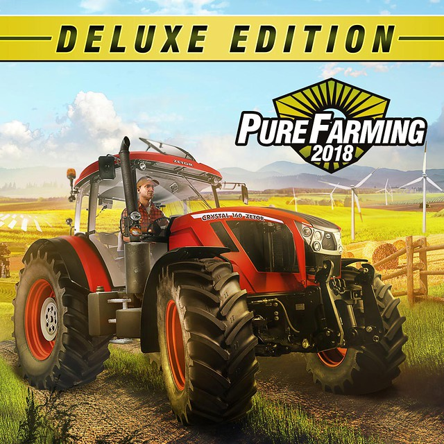 Pure Farming 2018 Digital Deluxe Edition