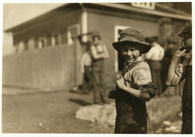 Детский труд в США #11