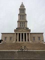 2018 Bike 180: Day 8 - George Washington Masonic National Memorial