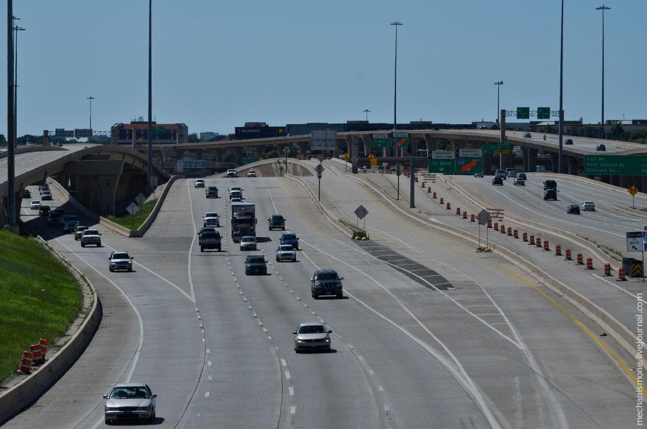 История дорожной системы США 36