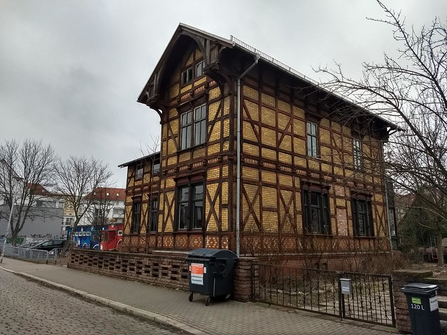 Rayon Haus Magdeburg
