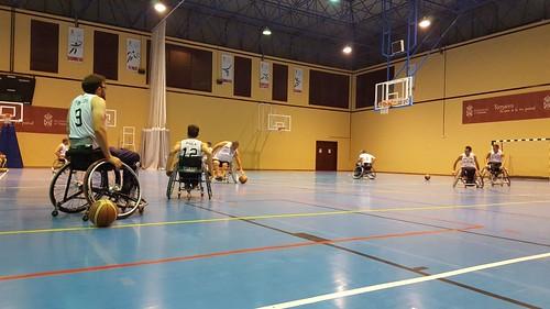 Baloncesto en Silla de Ruedas Vistazul