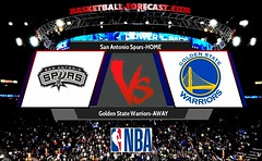 San Antonio Spurs-Golden State Warriors Mar 19 2018