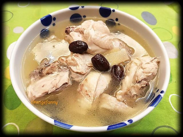 180319 椰汁紅棗雞湯-01