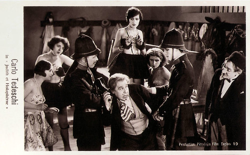 Carlo Tedeschi in Giuditta e Oloferne (1929)