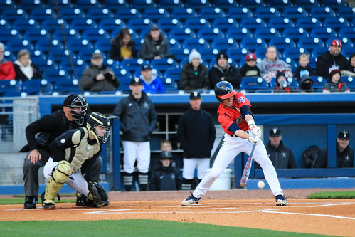 Baseball vs Vanderbilt 2018