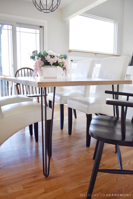 Dining Table Legs | Welcome to Heardmont