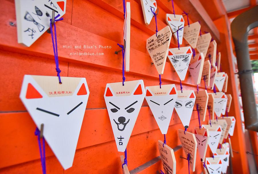 京都景點推薦 伏見稻荷神社 鳥居 怎麼去15