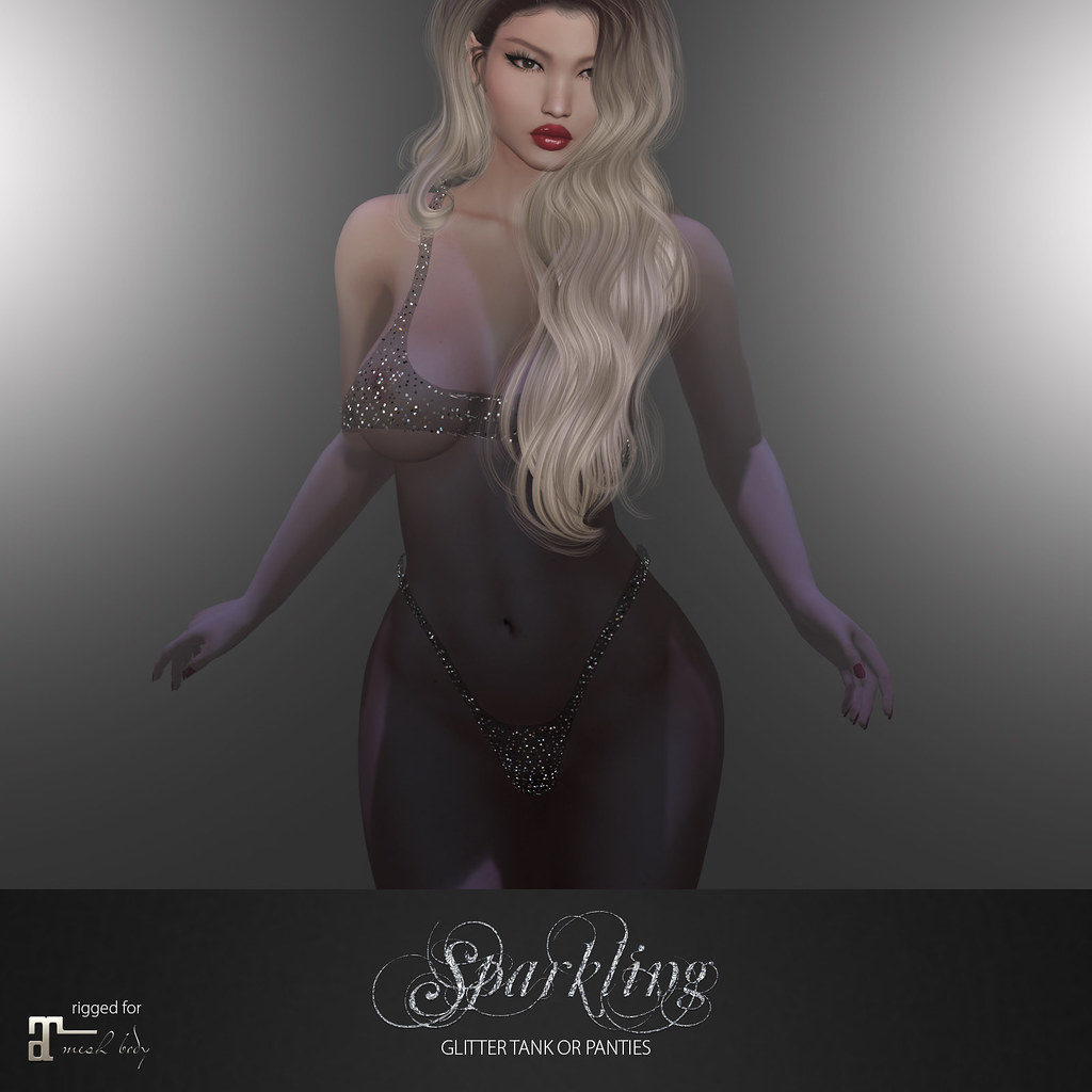 Sparkling as a Diva... - TeleportHub.com Live!