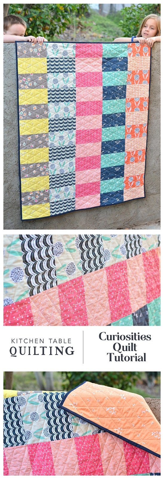 Super Simple Curiosities Tutorial - Kitchen Table Quilting
