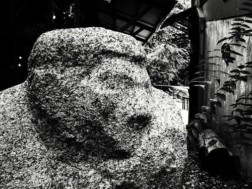 escultura (rostro)