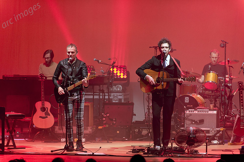 Belle and Sebastian, Manchester Bridgewater Hall, 12-03-18