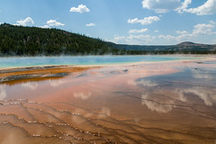 YELLOWSTONE -Grand Prismatic Spring02