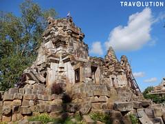 Ek Phnom Temple Main Sanctuary, Battambang