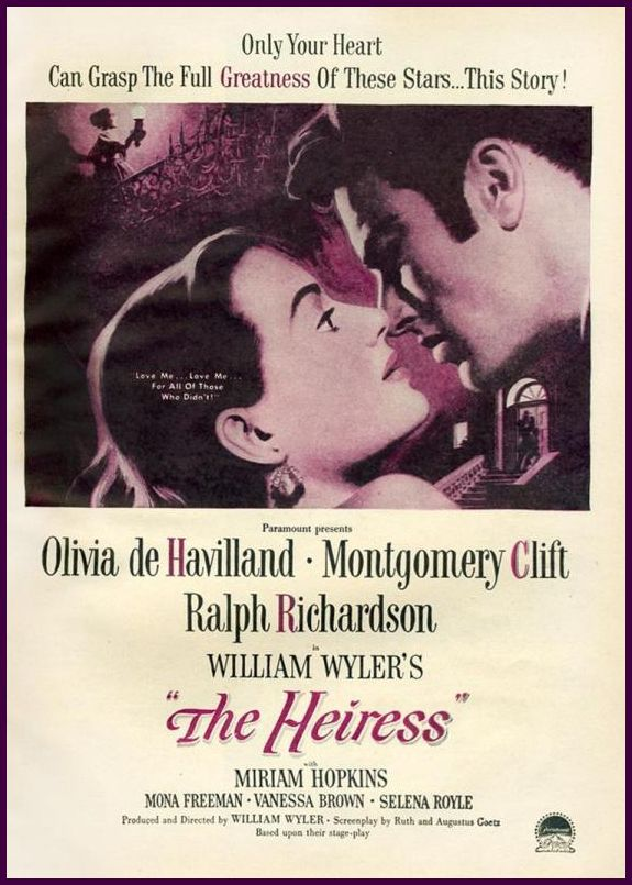 The Heiress - Poster 2