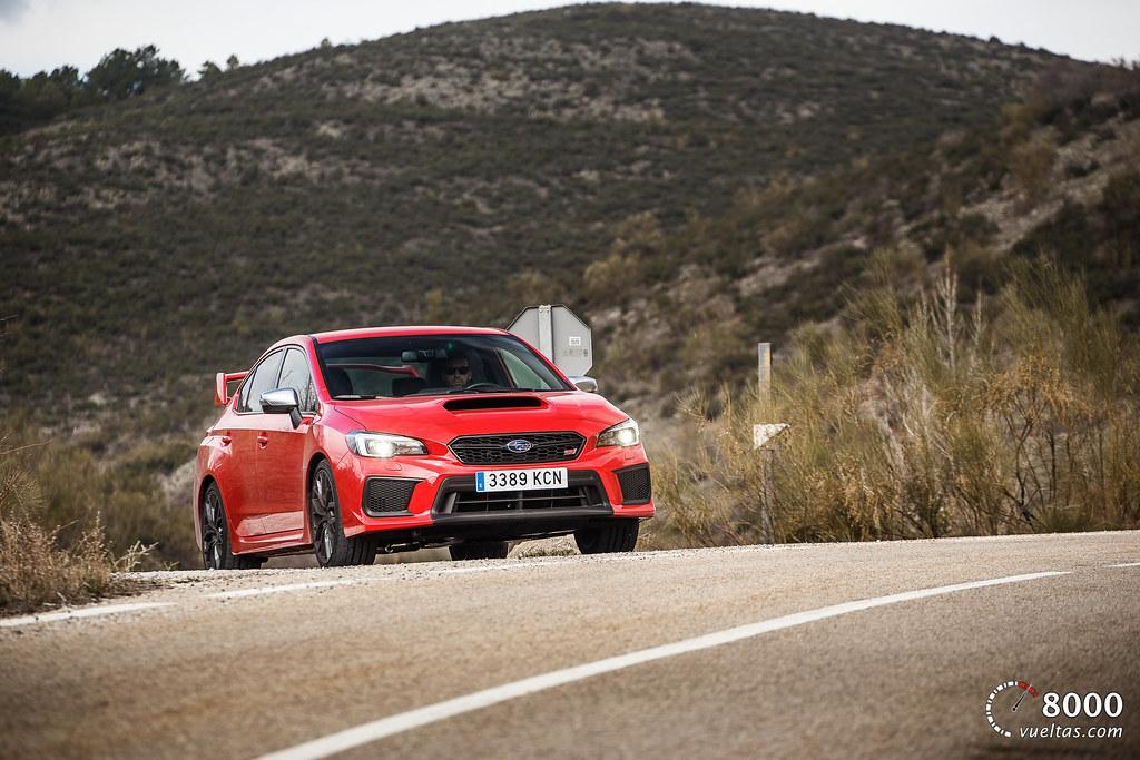 Subaru WRX STI - Ford Focus RS 8000vueltas.com-23