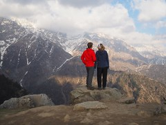 am Beginn des Himalayas - J&L