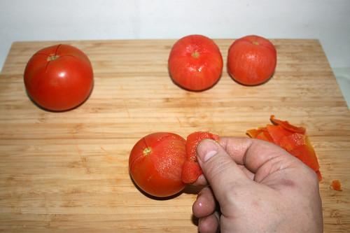 33 - Tomaten schälen / Peel tomato